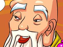 神武搞笑原创四格漫画 满足我的愿望吧