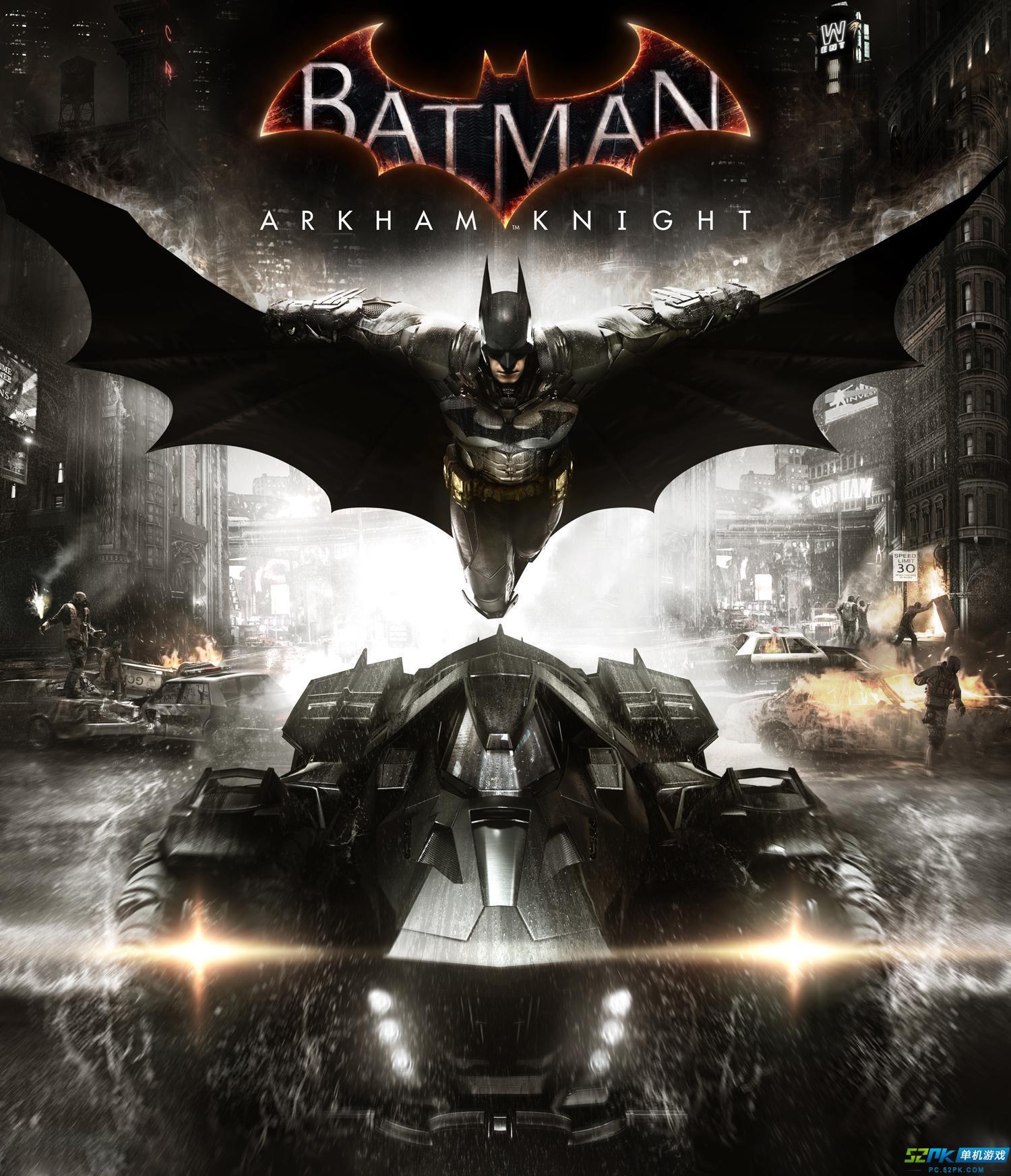 蝙蝠侠阿甘骑士简单评测 战斗系统全新升级