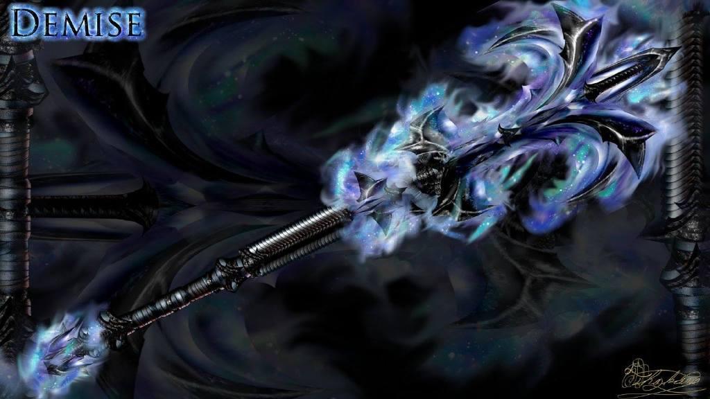 魔兽经典武器谁是你最爱