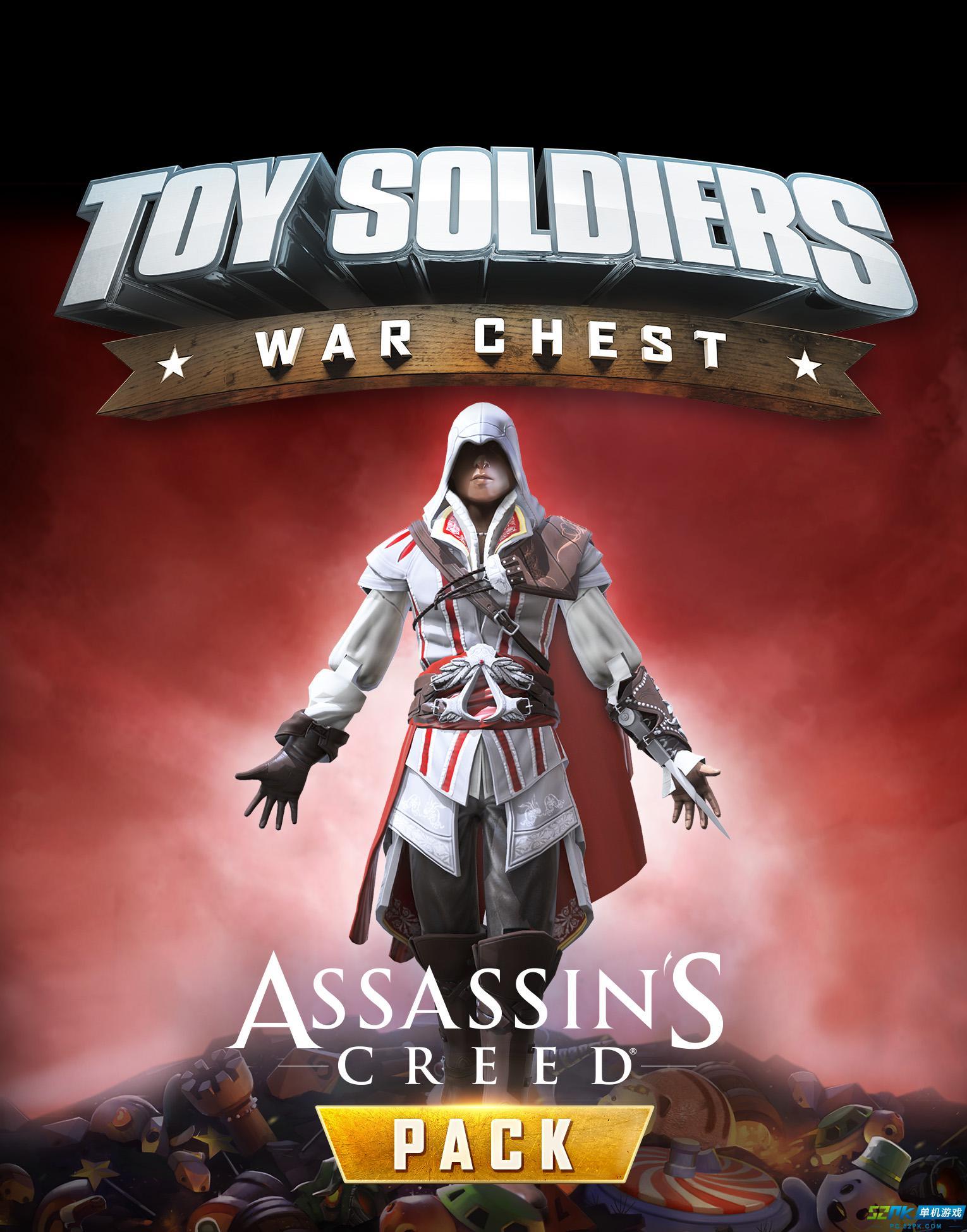 玩具士兵战争宝箱新预告 确定8月11日登陆PC
