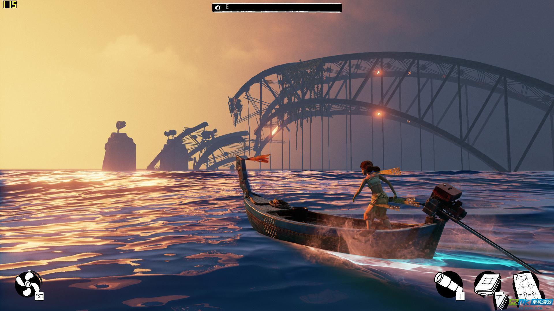 淹没游戏评测6.5分 风景十分优美