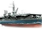 战舰世界美系航母模型图片展示