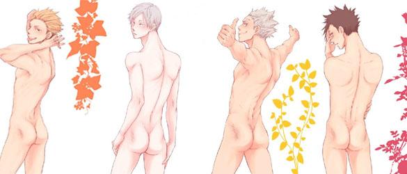 小排球诱惑裸体图,还不撸?
