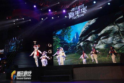 1-主舞台表演