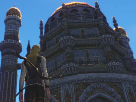 精灵眼中是这样的 玩家截图展示游戏风景
