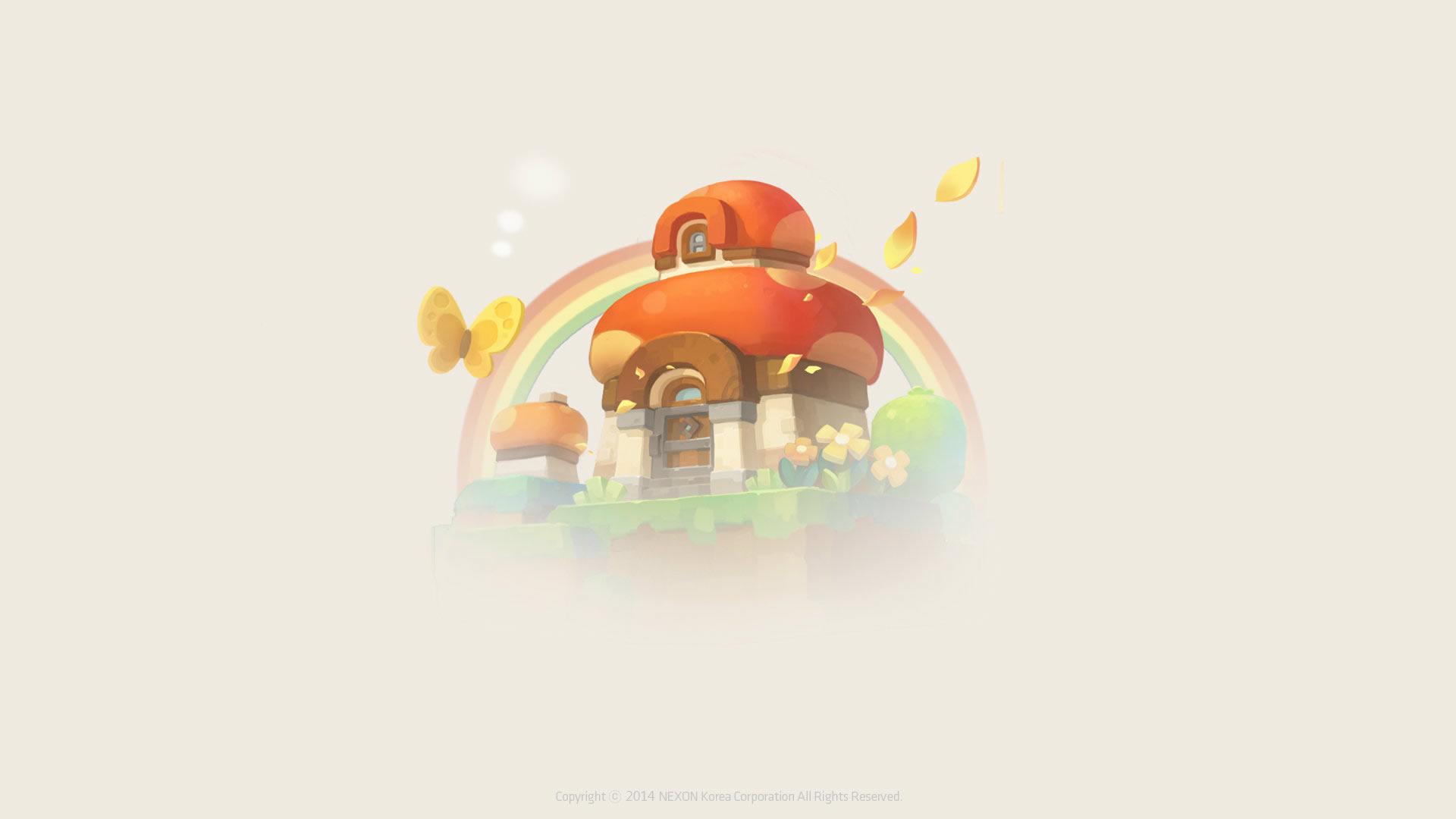 冒险岛2游戏原画