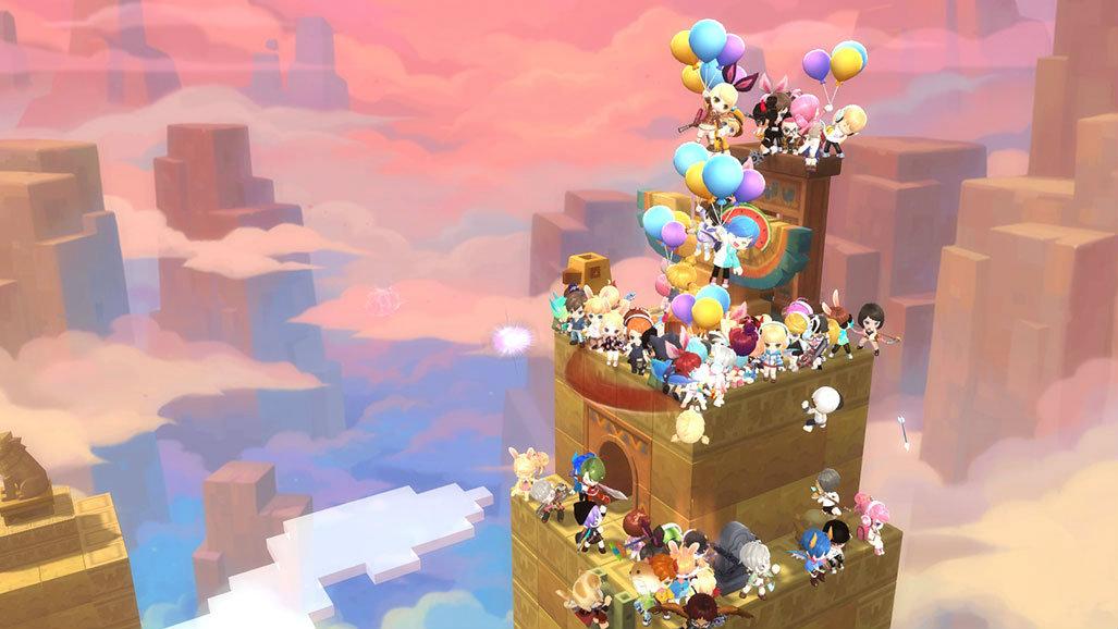 冒险岛2终测游戏截图