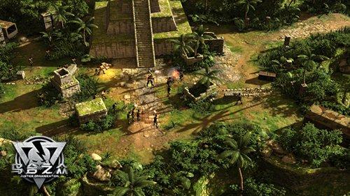 印加帝国古城遗址