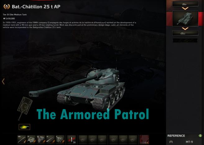 坦克世界新�上� �A�y代替洛林40T