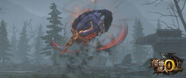 行痹恶鬼 怪物猎人OL新怪物剑刹狼来袭