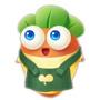 保卫萝卜3园丁萝卜来袭 它的头上有根草!