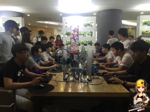 全民争霸赛8月第一周 草根英雄圆梦鹏城