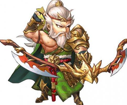 《无敌OL》黄忠实用攻略 五虎上将刀未老