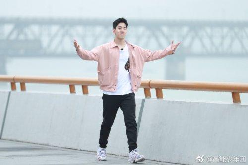 刘宪华做客《高能少年团》 中文界泥石流再爆发