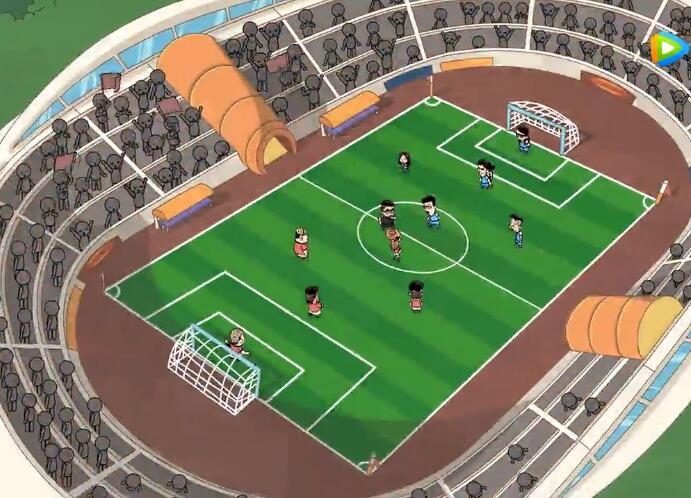 C罗梅西成队友 联手对抗FSL最强十一人!