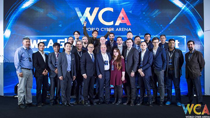WCA海外战略现成效 赛事品牌IP风靡全球