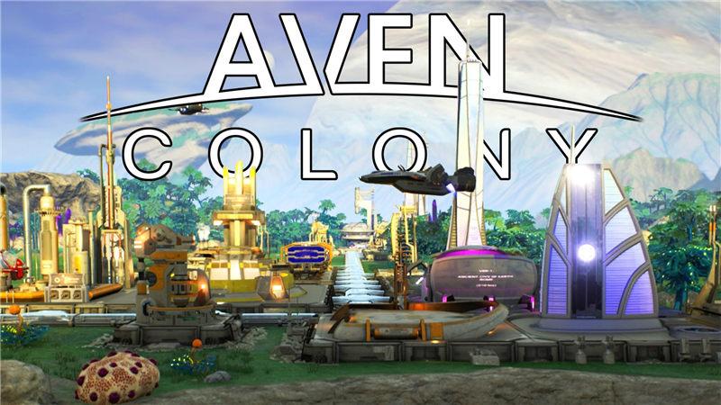 太空版模拟城市 有中文还有剧情的艾文殖民地开卖