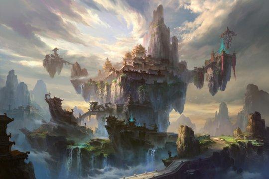MMORPG神话手游《九州荣耀》首度正式曝光