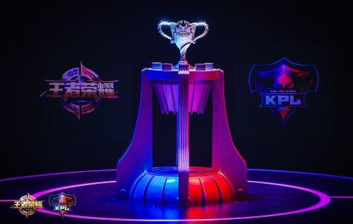 2017年KPL春季赛总决赛银龙杯
