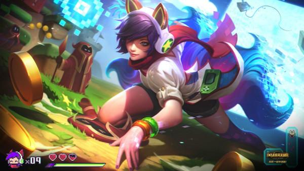 图5:电玩女神·阿狸