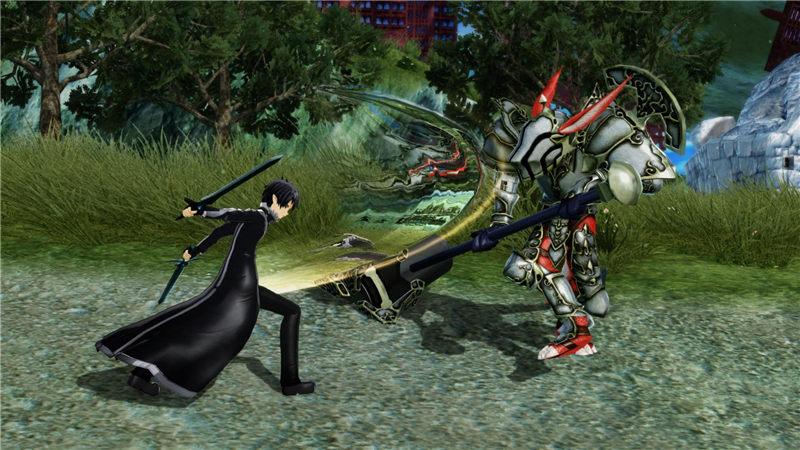 加速世界vs刀剑神域豪华版获Steam特别好评 杉果还提供20元优惠券