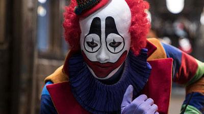 《动物世界》首曝李易峰小丑造型 网友:鬼看的出来