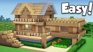 木制房子怎么做 教你做一个生存向木制房子