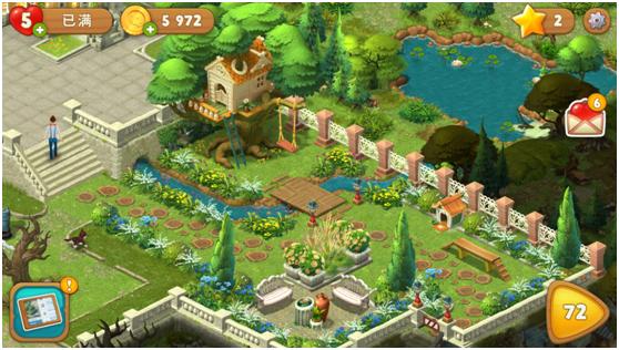 《梦幻花园》评测:一款超硬核的休闲手游