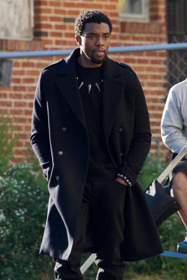 《复仇者联盟4》片场照黑豹亮相 又一个确认了安危的角色