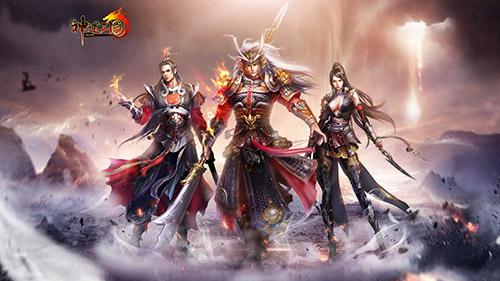 《神道三国》游戏精美壁纸
