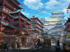 《神道三国》游戏场景原画欣赏