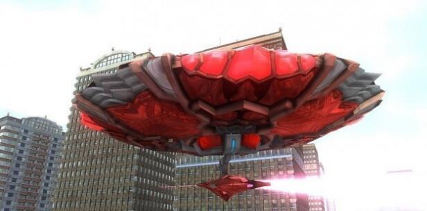 地球防卫军5最新情报 外星强力侵攻无人机及人形突击兵