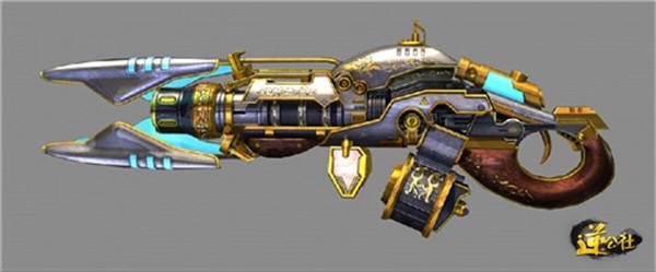 逆战PVE神器枪械解读 这些武器你都了解吗