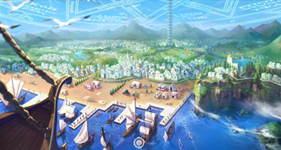 阿拉德大陆原始地图重现!这些场景全部变成3D实景