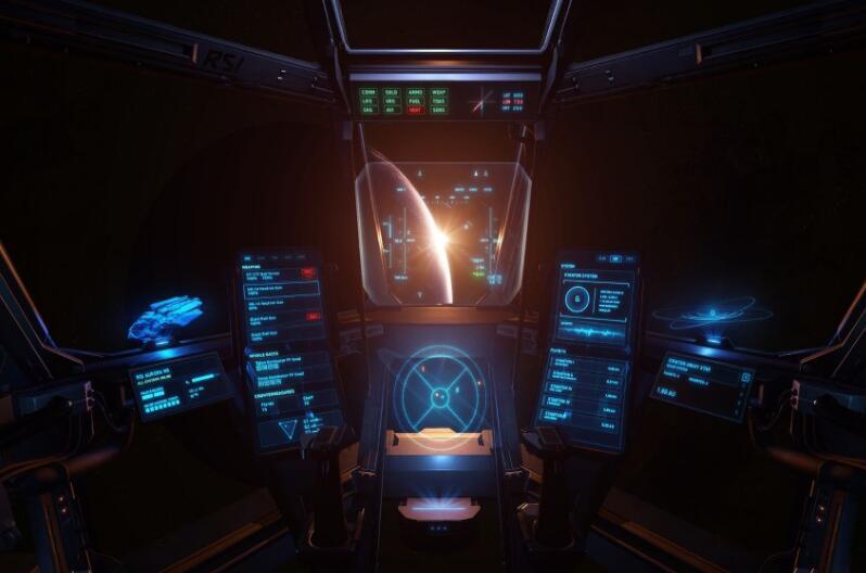 星际公民新视频发布 展示超多游戏全新内容