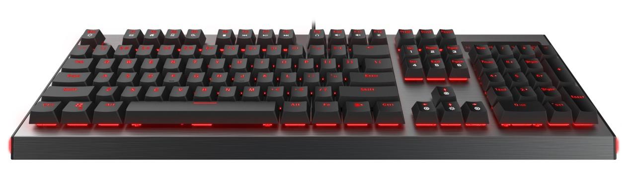 防水抗尘!雷柏V720L防水背光游戏机械键盘上市