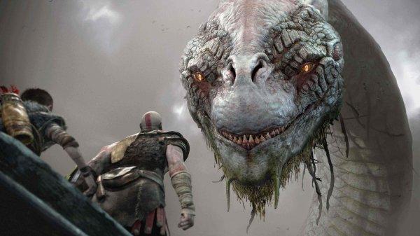 《战神4》新消息曝光 2018最不容错过的独占游戏