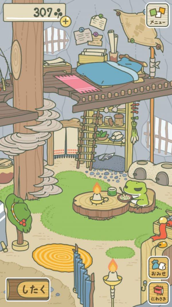 从养老公到养青蛙 佛系游戏《旅行青蛙》怎么就这么火呢?
