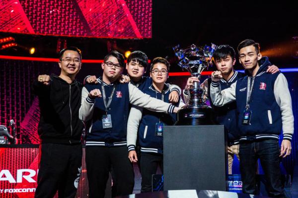 2017HPL全球总决赛H3圆满落幕,中国台湾战队Nz・T新王加冕