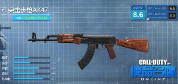 使命召唤OL经典测评 M4与AK到底孰强孰弱