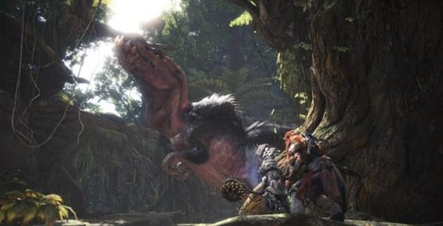 怪物猎人世界最新情报 联动地平线零之黎明事件公布