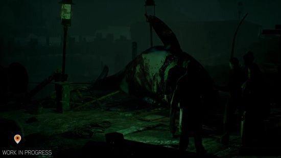 多线RPG沉浸式体验《克苏鲁的呼唤》首曝实机演示