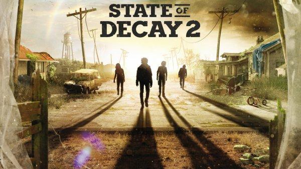《腐烂国度2》5月22日发售 终极版可提前游玩