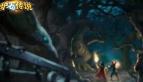 电影大厂暴雪公司最新《炉石传说》女巫森林宣传片