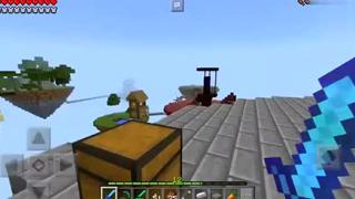 为夺方块空岛之剑 硬闯遗迹岛怪物基地!