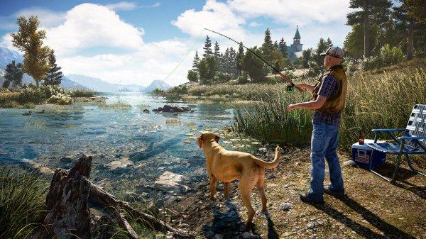 《孤岛惊魂5》游戏时长至少25小时 打猎能消耗5小时