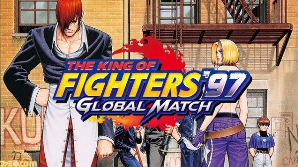 《拳皇97:全球对决》上架Steam平台