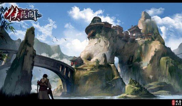 侠客风云传团队新作《侠影阁》公布 预计2019年发售