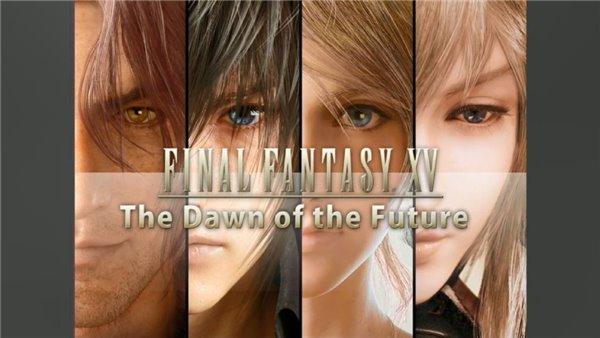 《最终幻想15》公布四格新DLC