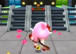 玩家日常放浪系列 丧心病狂在女王镇弹小黄曲